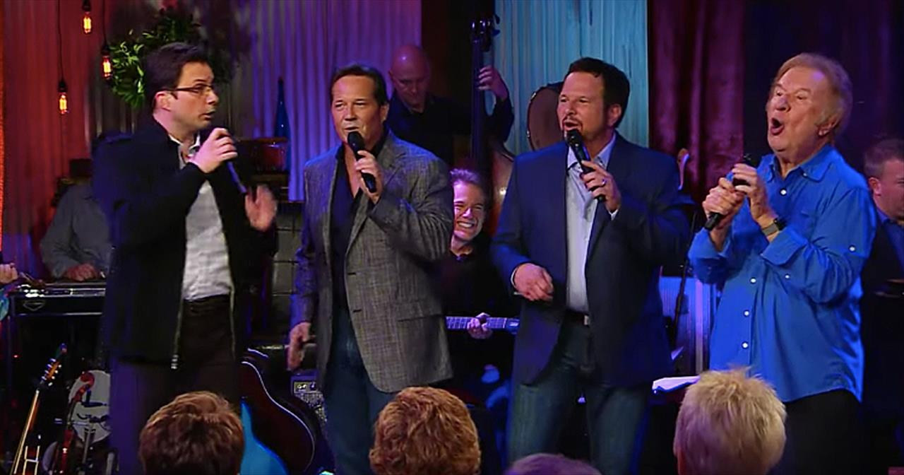 'Do You Know You Are My Sunshine' The Booth Brothers With Bill Gaither