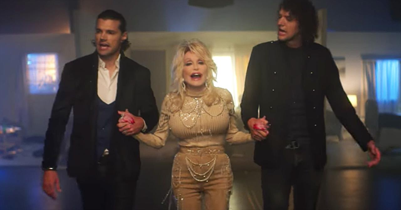 'God Only Knows' For King And Country Featuring Dolly Parton