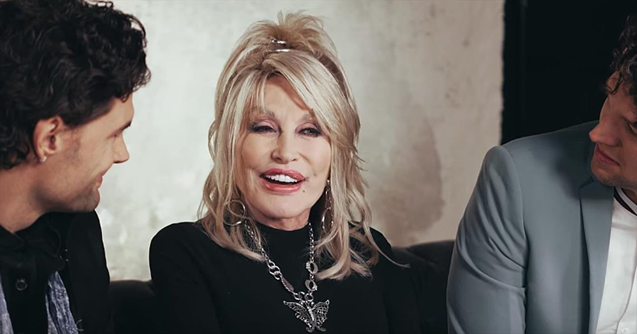 Dolly Parton Says God Urged Her To Record Christian Song