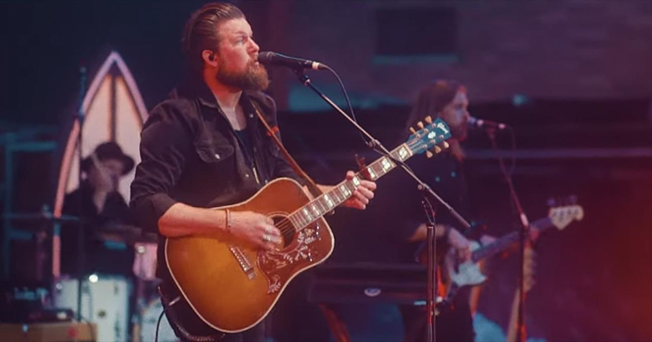'Rescue Story' Zach Williams Performance At Red Rocks Amphitheatre