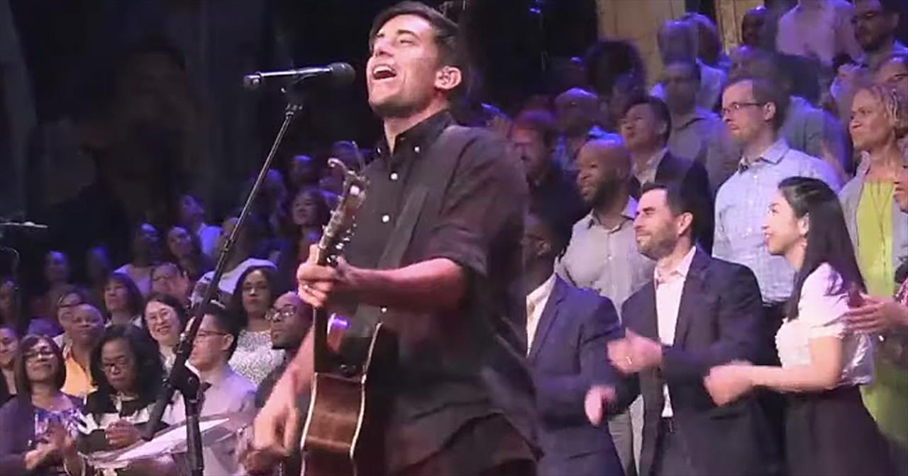 'This Is Amazing Grace' Phil Wickham And The Brooklyn Tabernacle Choir