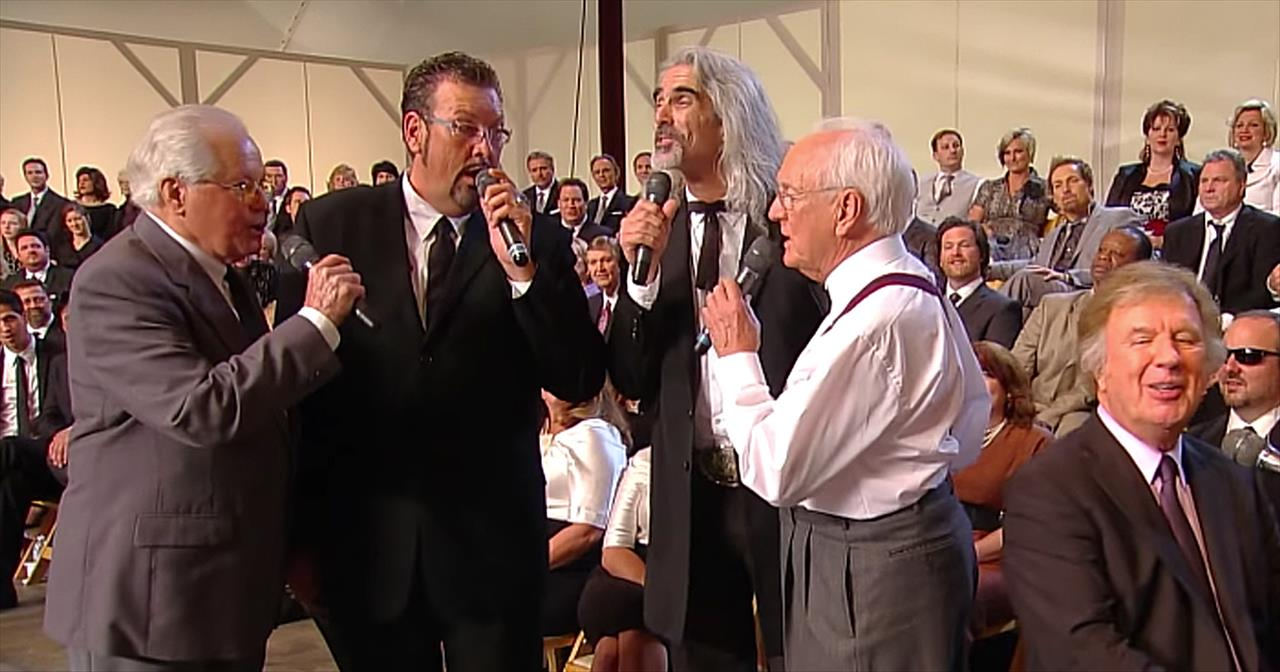 'I'll Meet You In The Morning' Guy Penrod And Voices Of Gaither
