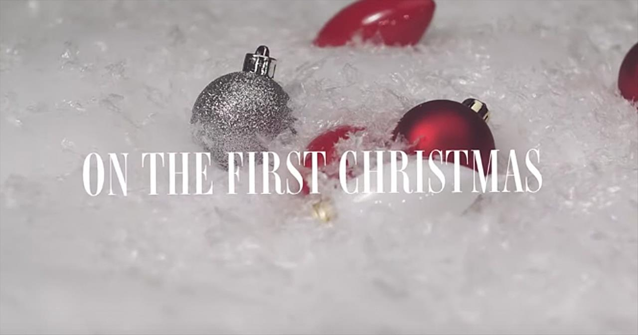'The First Christmas' Riley Clemmons Lyric Video