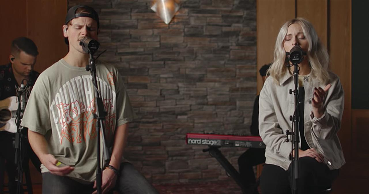 'With You' Acoustic Performance From Elevation Worship