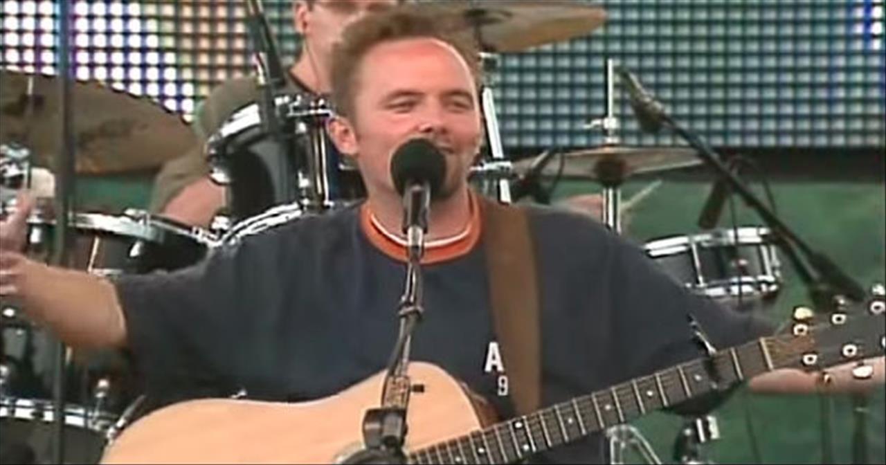 'We Fall Down' Chris Tomlin Live Performance