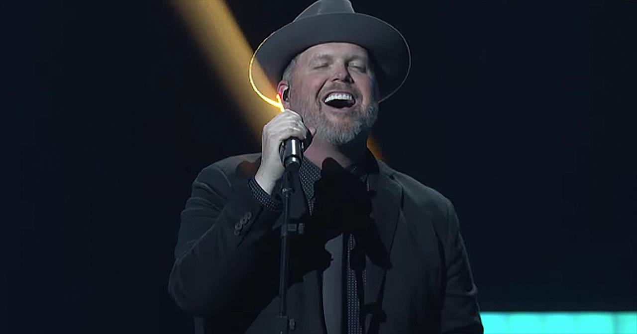 'Almost Home' MercyMe Live Dove Awards Performance