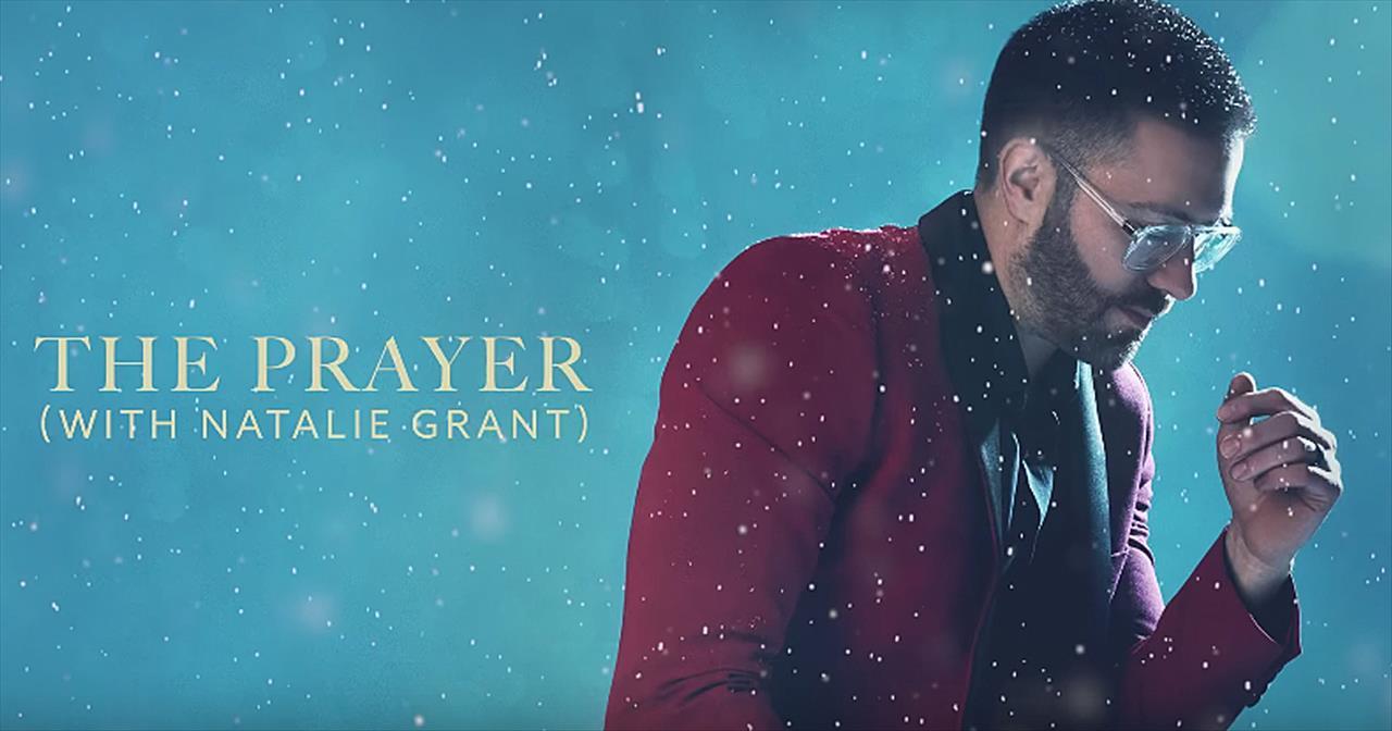 'The Prayer' Danny Gokey And Natalie Grant