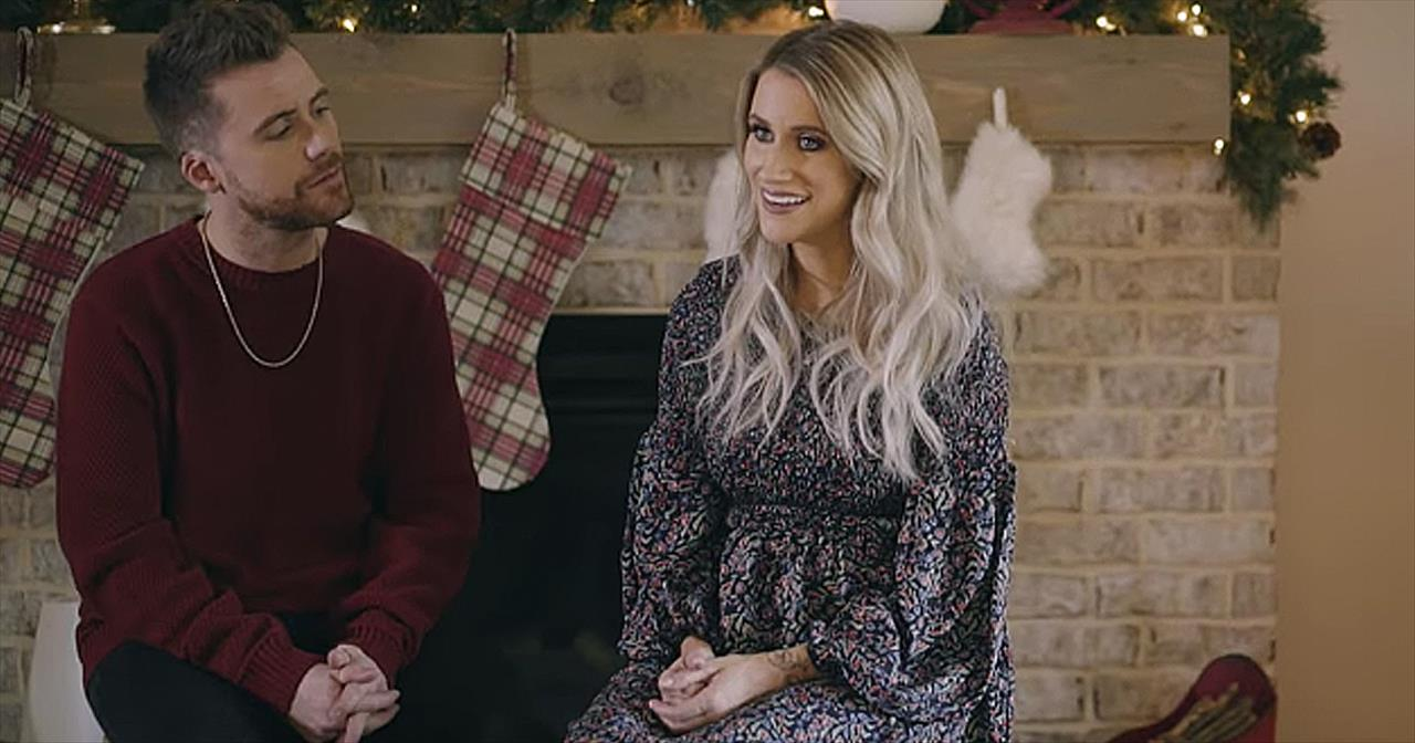 'Angels We Have Heard On High' From Christian Couple Caleb And Kelsey