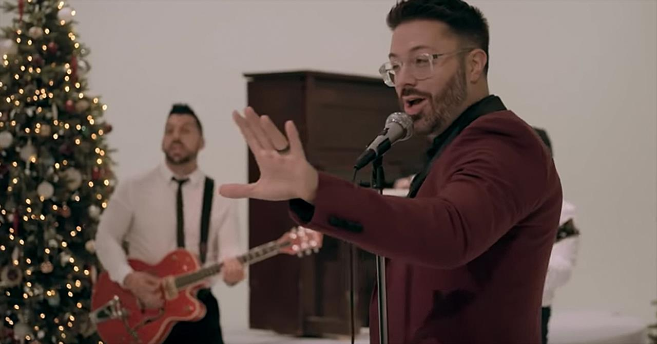 'The Holidays Are Here' Danny Gokey Official Music Video