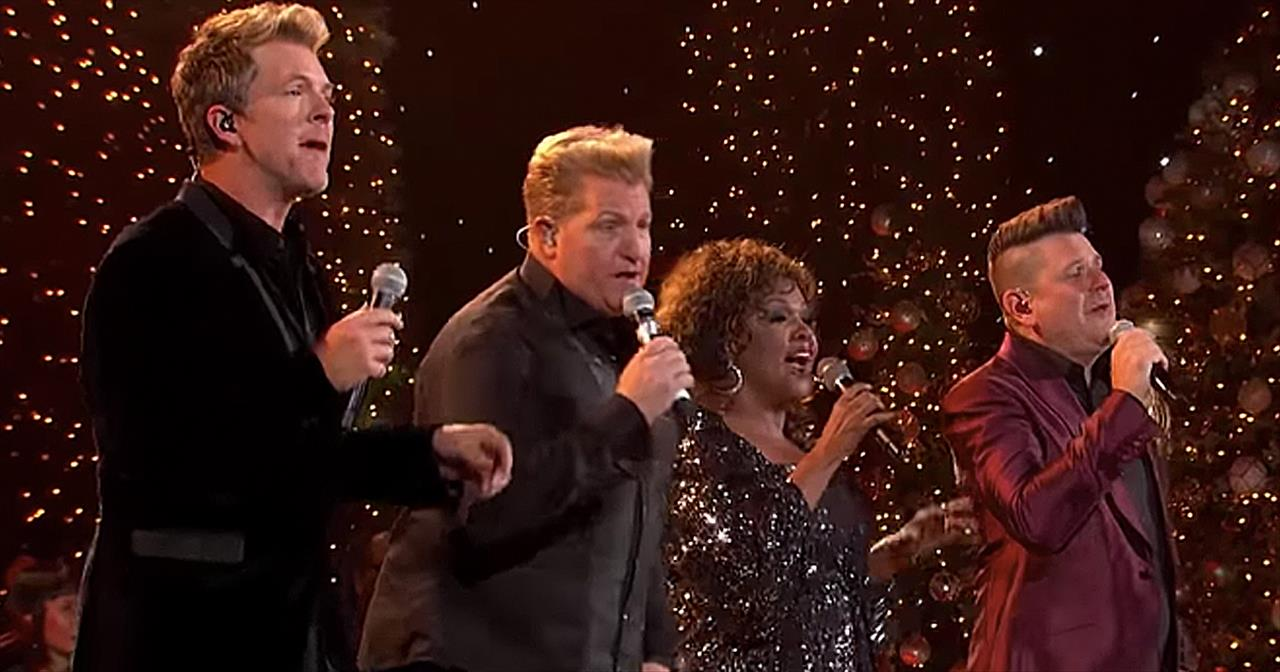'Go Tell It On The Mountain' Rascal Flatts And CeCe Winans