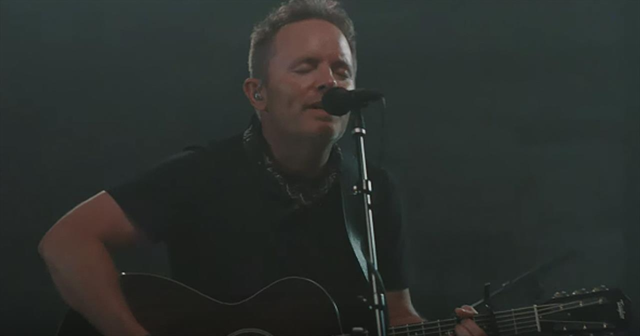 'Impact' Chris Tomlin Acoustic Performance