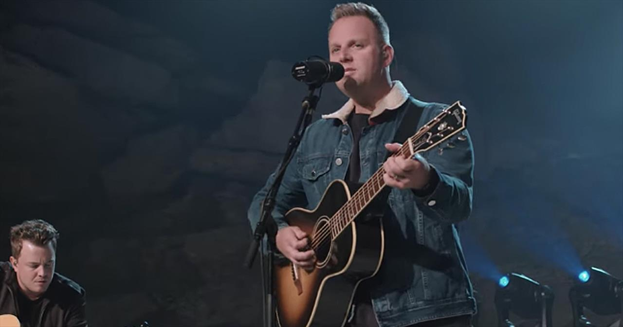 'Brand New' Live Performance From Matthew West At The Caverns