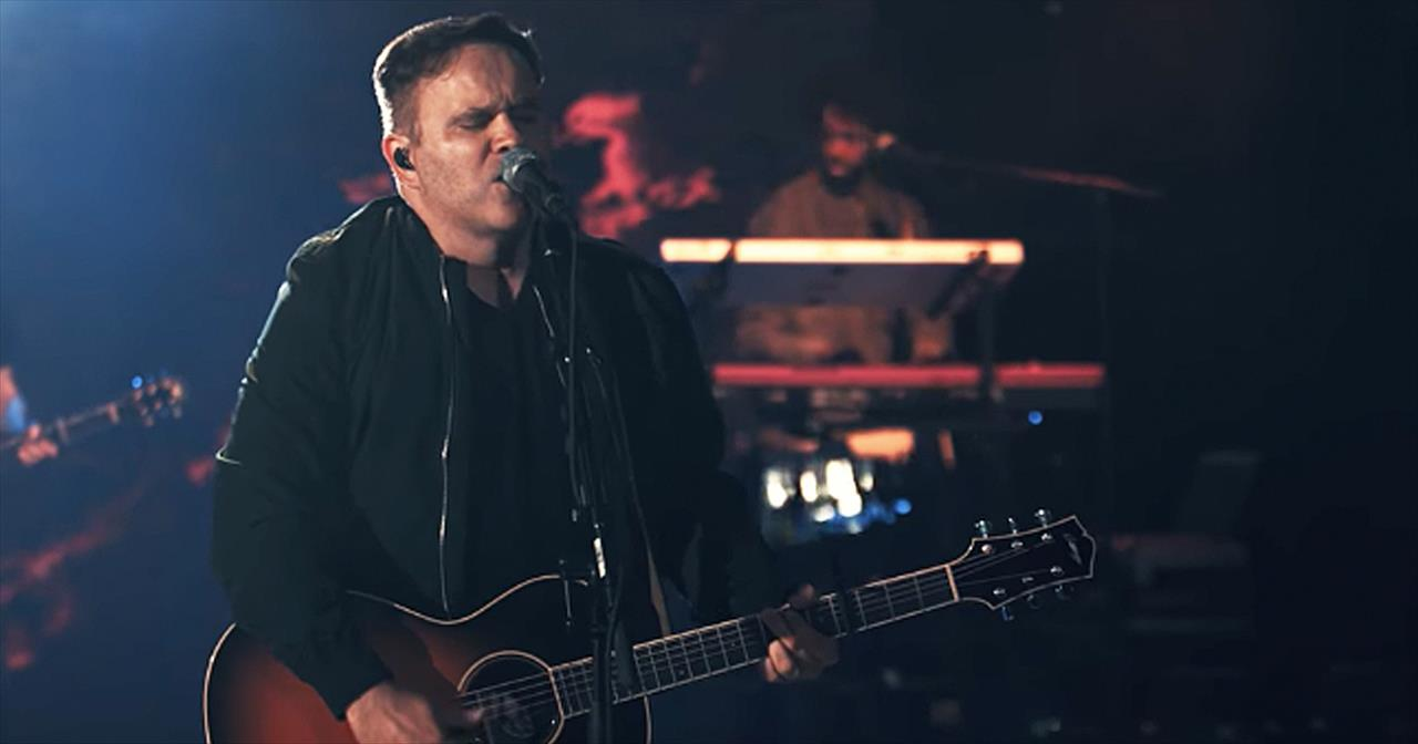'King Jesus' Matt Redman Live Performance