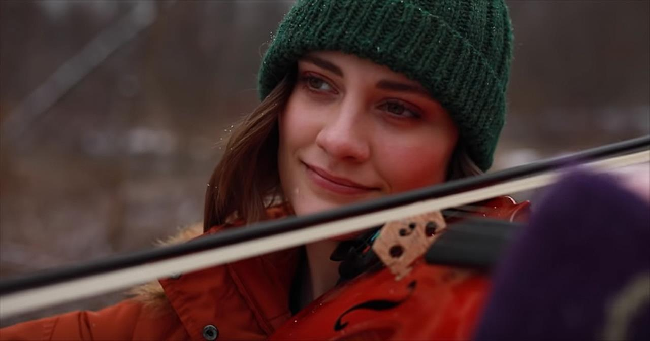 Violin Cover Of 'How Great Thou Art' From Taryn Harbridge