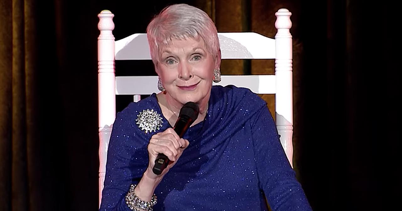Jeanne Robertson On Forgetfulness In Her Old Age