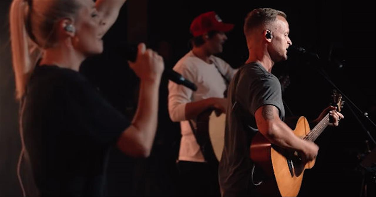 'God Of Revival' Live Performance From Brian Johnson Of Bethel Music