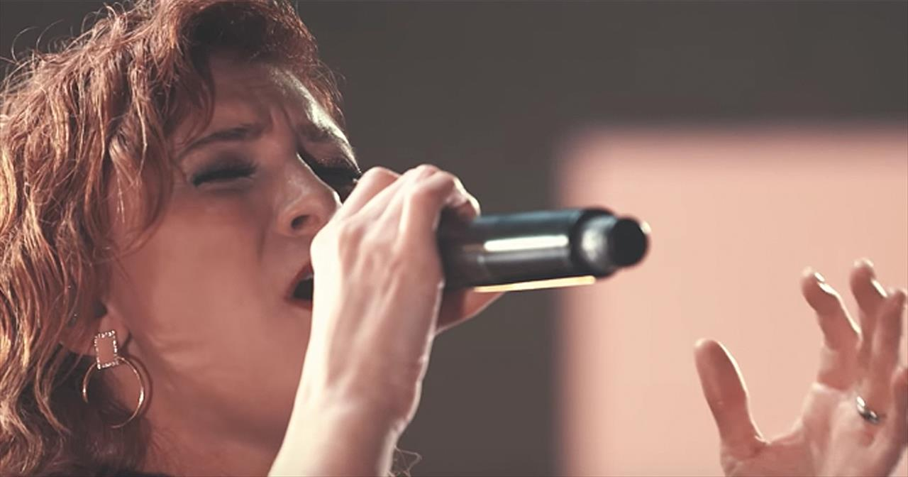 'More Than Enough' Kim Walker-Smith And Jesus Culture