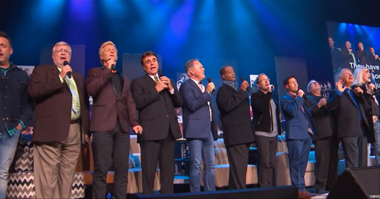 'These Are They' Live Performance From The Gaither Vocal Band