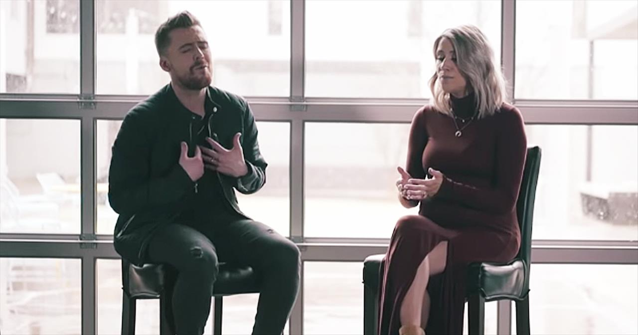 Christian Couple Sing Duet Of 'Build My Life' By Pat Barrett