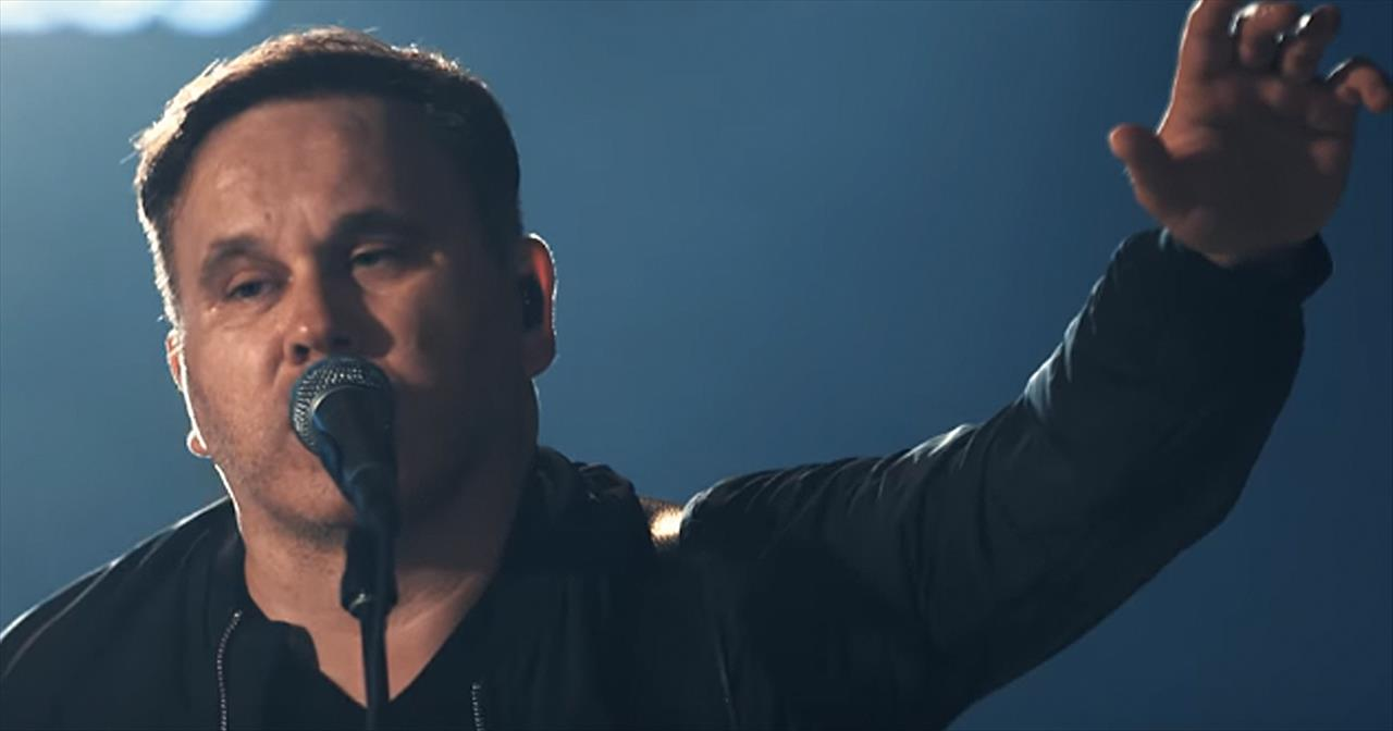 'Send Me Lord' Matt Redman Live Performance