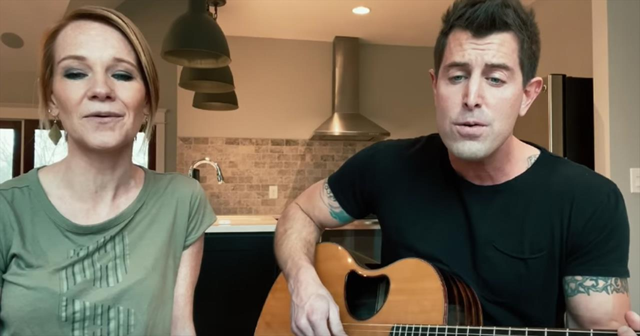 'Whatever May Come' Jeremy Camp And Wife Adie Camp