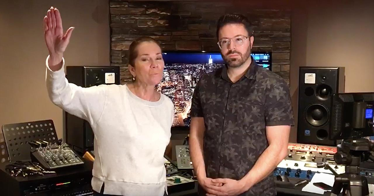 A Message Of Hope From Danny Gokey And Kathie Lee Gifford During Coronavirus