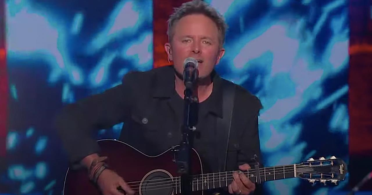 Chris Tomlin Performs 'How Great Is Our God' And 'Whom Shall I Fear' Medley