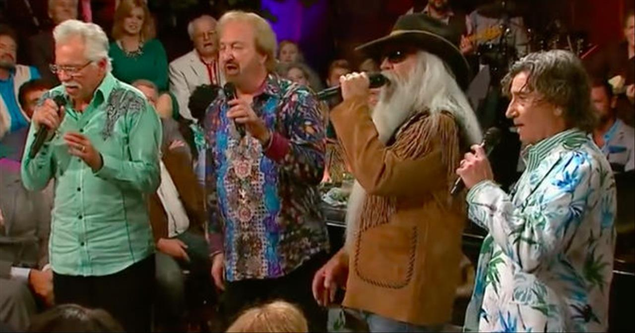 Nothing Between Us (But Love Anymore)' - The Oak Ridge Boys