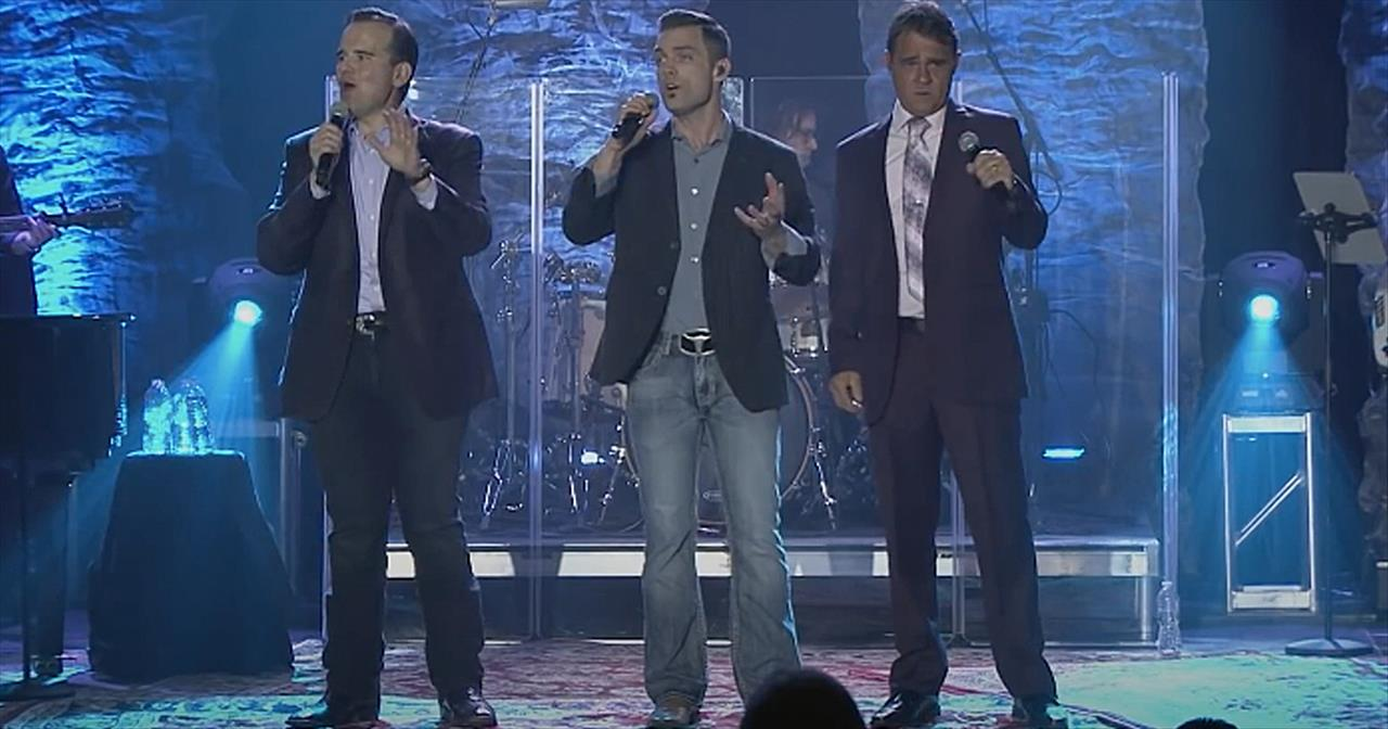 Country Gospel Trio Sings 'How Great Thou Art'