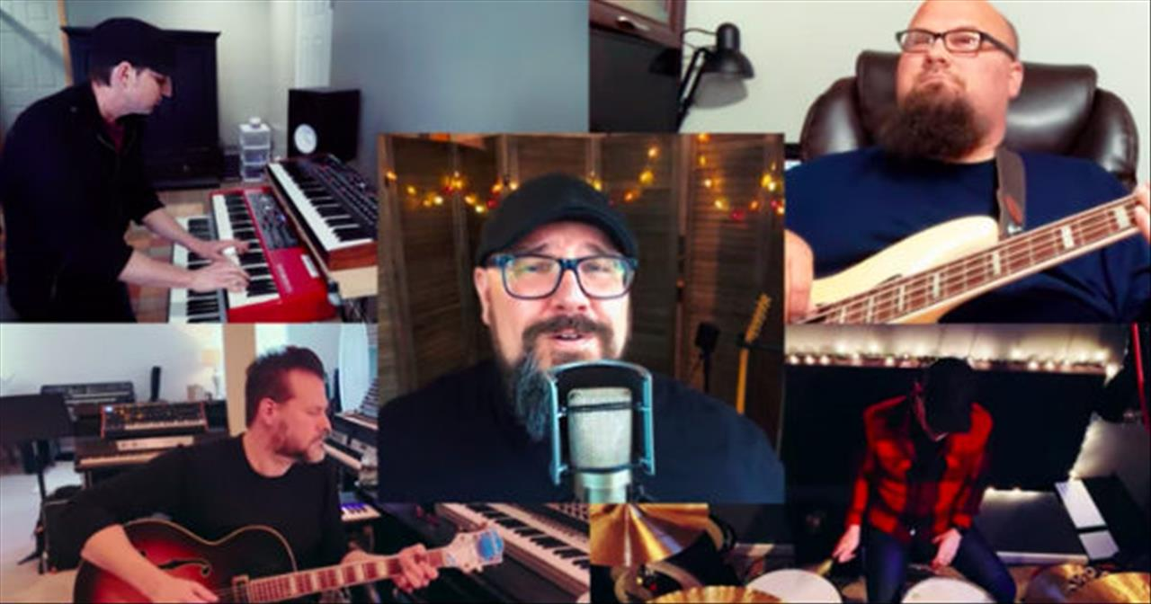 'I Know' Big Daddy Weave Performs From Home
