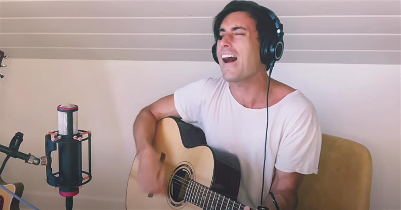 Phil Wickham Performs Musical Rendition Of Psalm 23