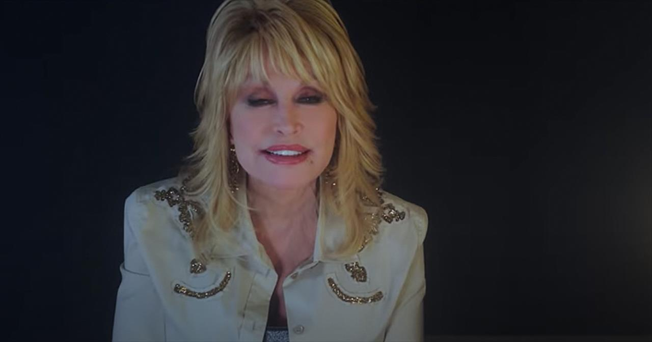 'When Life Is Good Again' Dolly Parton Official Music Video
