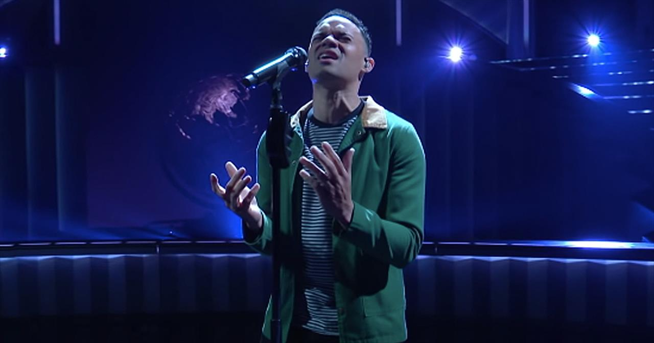 'When We Pray/A Change Is Gonna Come' Tauren Wells
