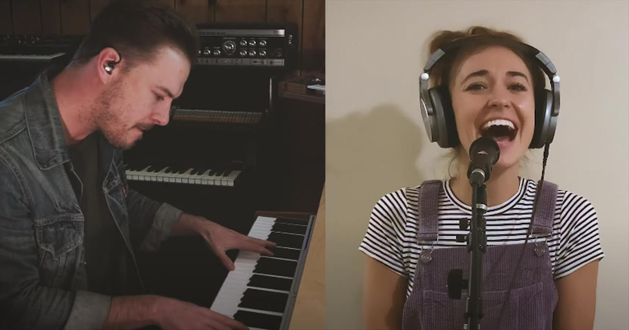 'Look Up Child' Lauren Daigle Performs From Home