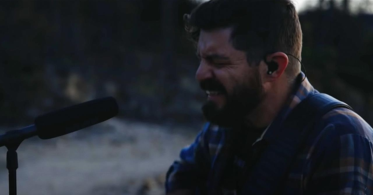 'Evidence' Acoustic Performance From Josh Baldwin