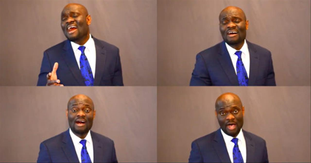 1 Man Performs A Cappella Rendition Of 'Be Still My Soul'