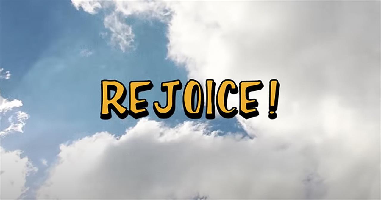'Rejoice' Cory Asbury Original Song