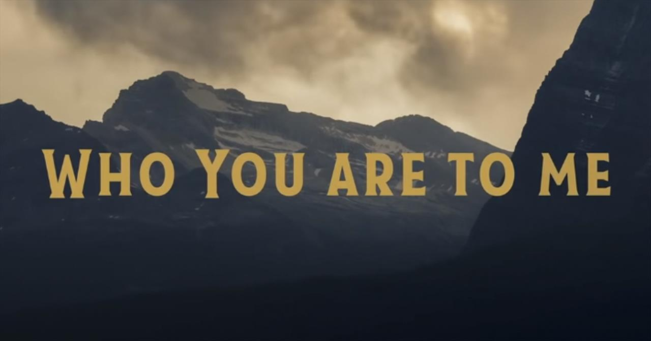 'Who You Are To Me' Chris Tomlin Featuring Lady A