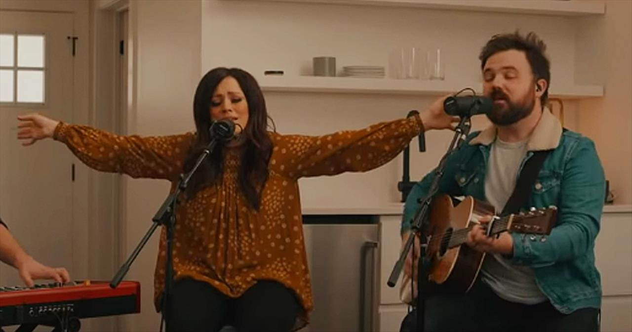 'Run To The Father' Kari Jobe And Cody Carnes