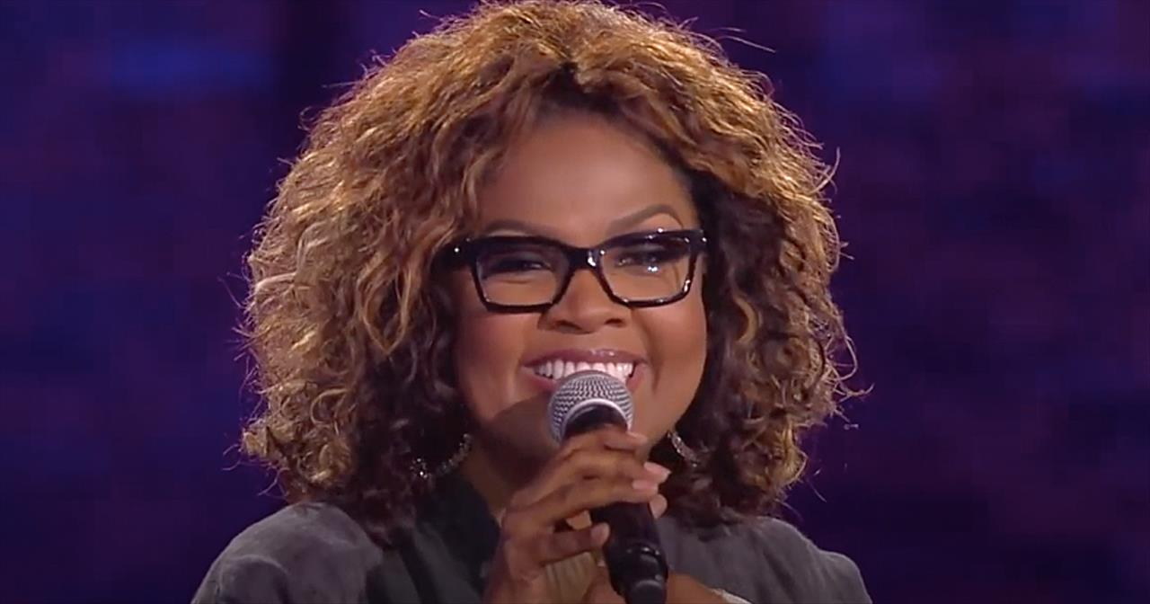 'Jesus Is the Answer' Andrae Crouch Cover From CeCe Winans