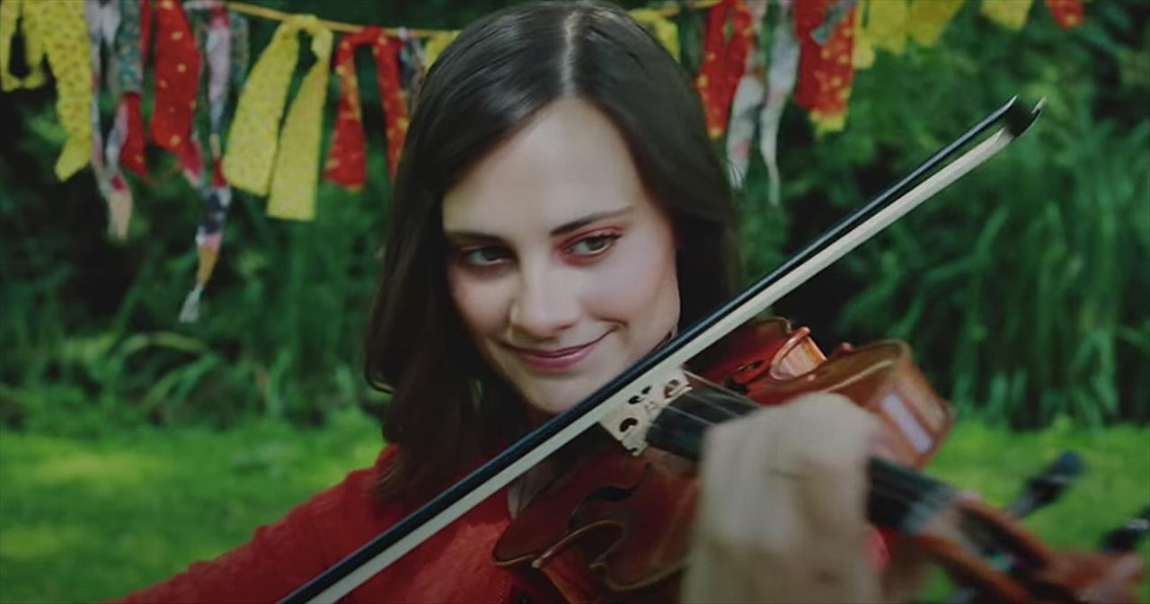 'I Have Decided To Follow Jesus' Violin Cover From Taryn Harbridge