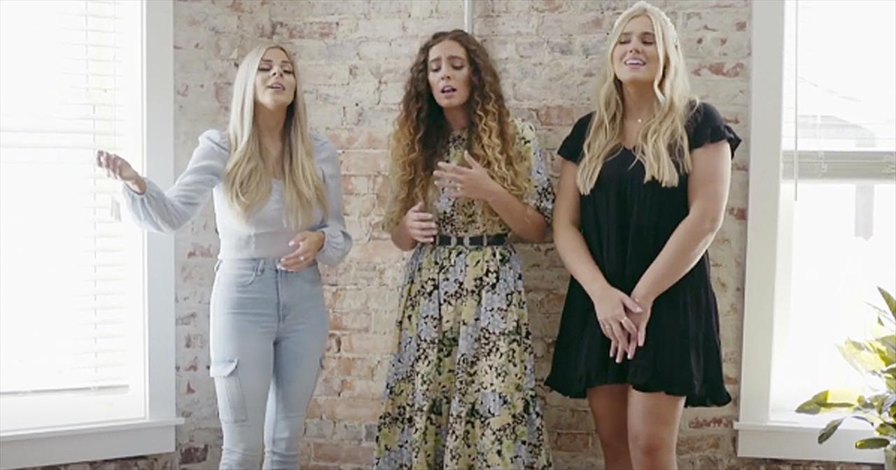 Trio Of Women Sing Classic Hymn 'It Is Well'