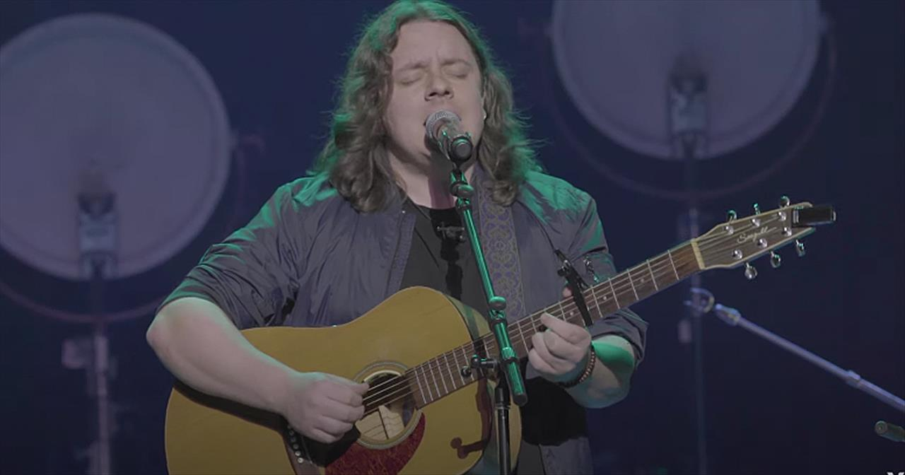 'Jesus On The Radio' Jamie Kimmett Live Performance