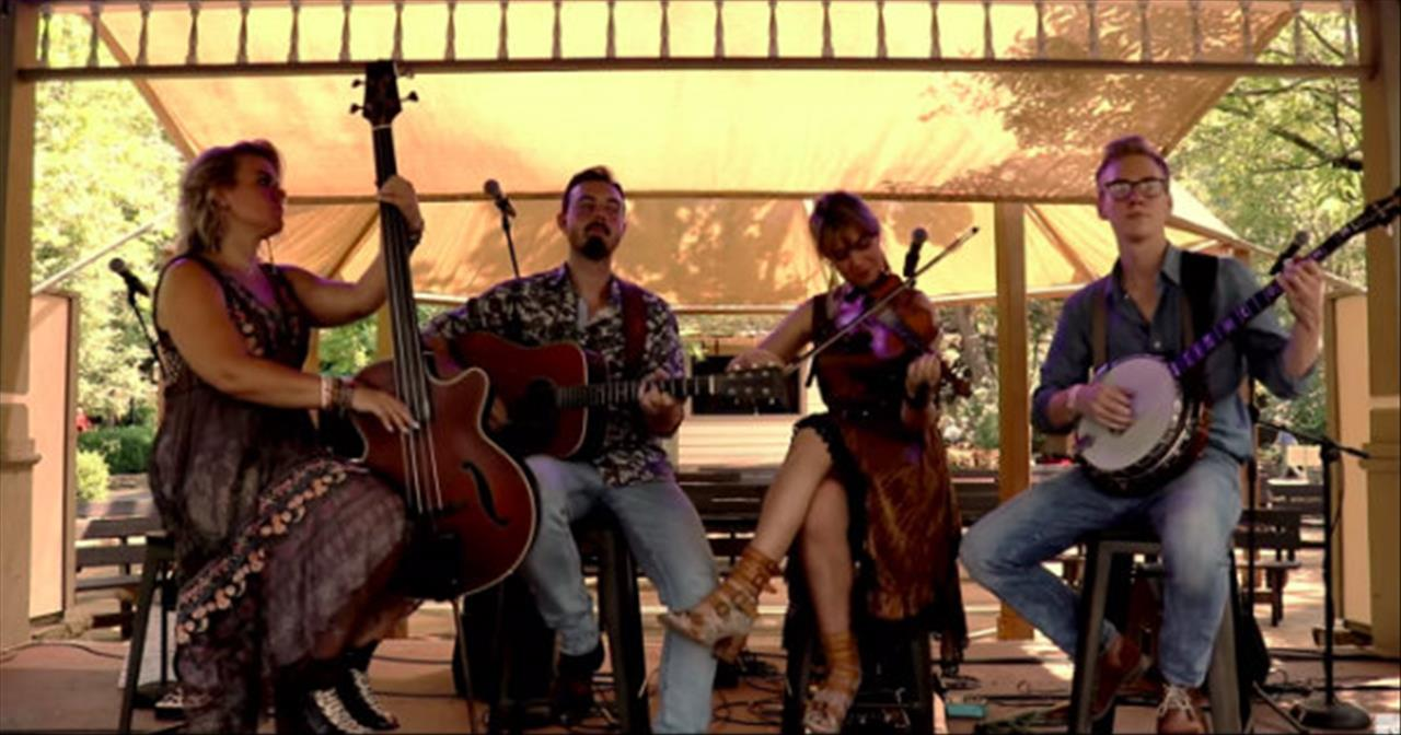 Southern Raised Bluegrass Band Covers Beethoven's 5th Symphony