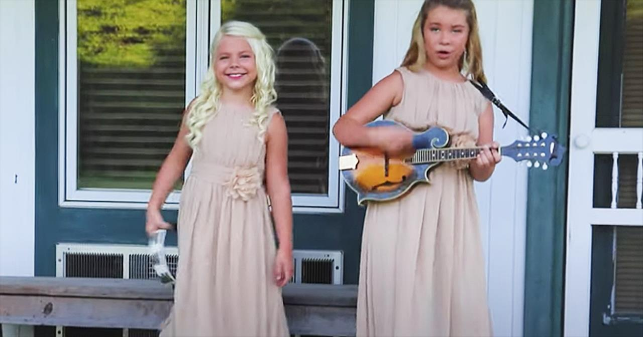 'Take Your Shoes Off Moses' The Detty Sisters Sing Hymn