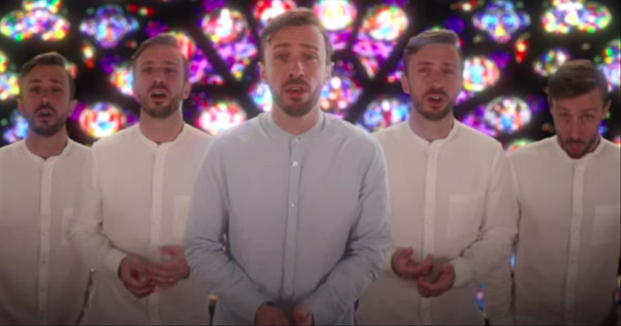 God Help The Outcasts' by Peter Hollens