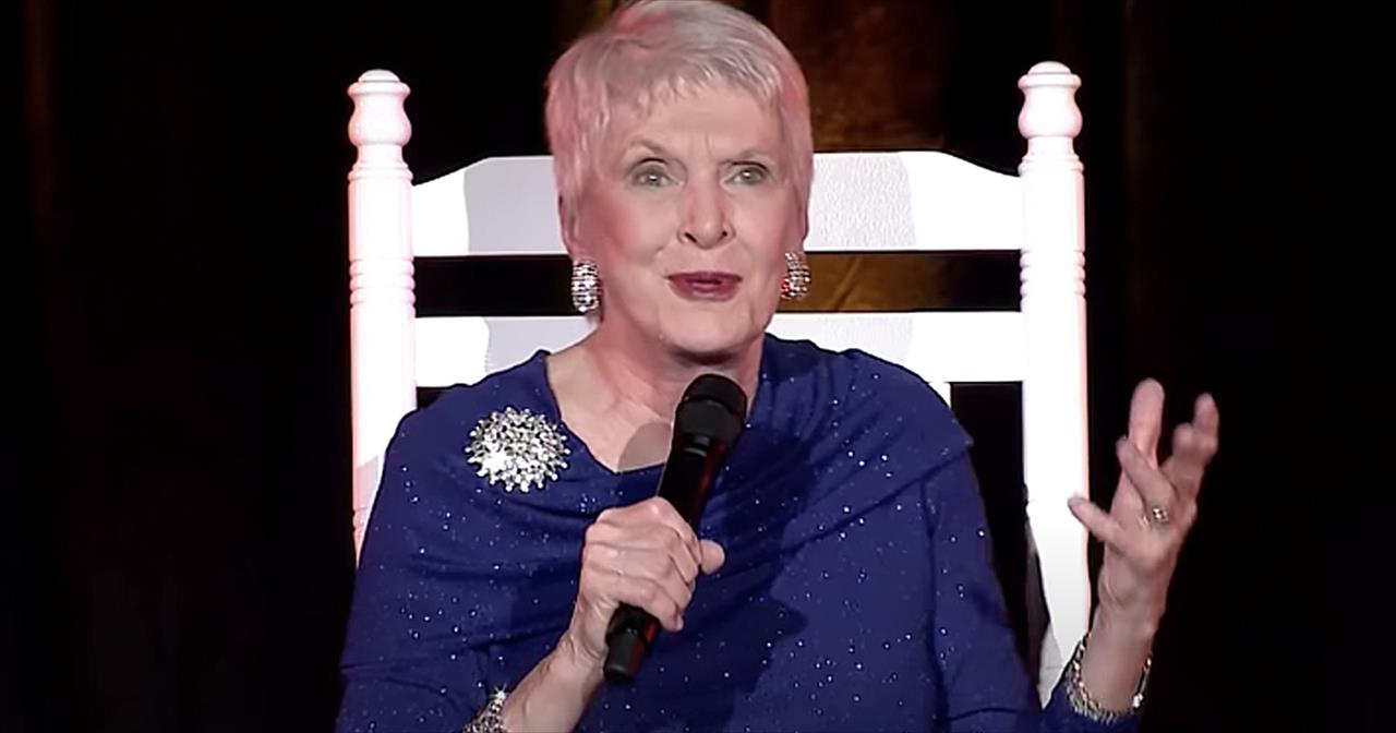 Jeanne Robertson And The Infamous Hand Of Michigan