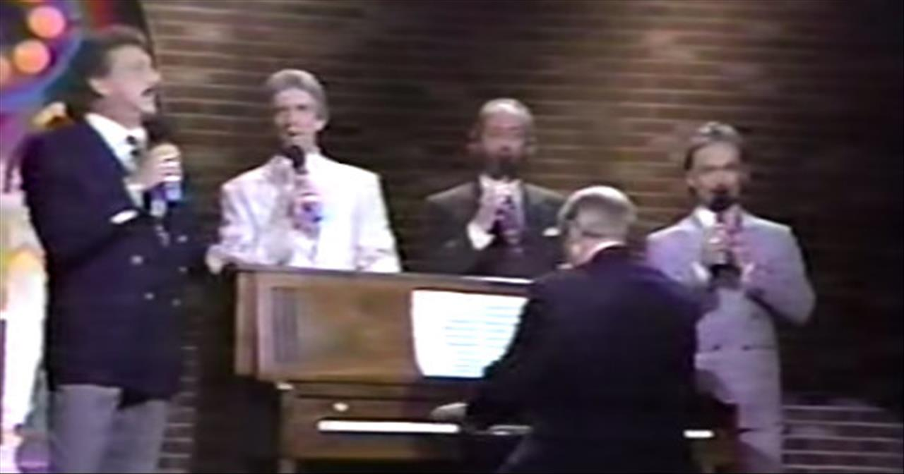 Classic Performance Of 'I'll Fly Away' From The Statler Brothers