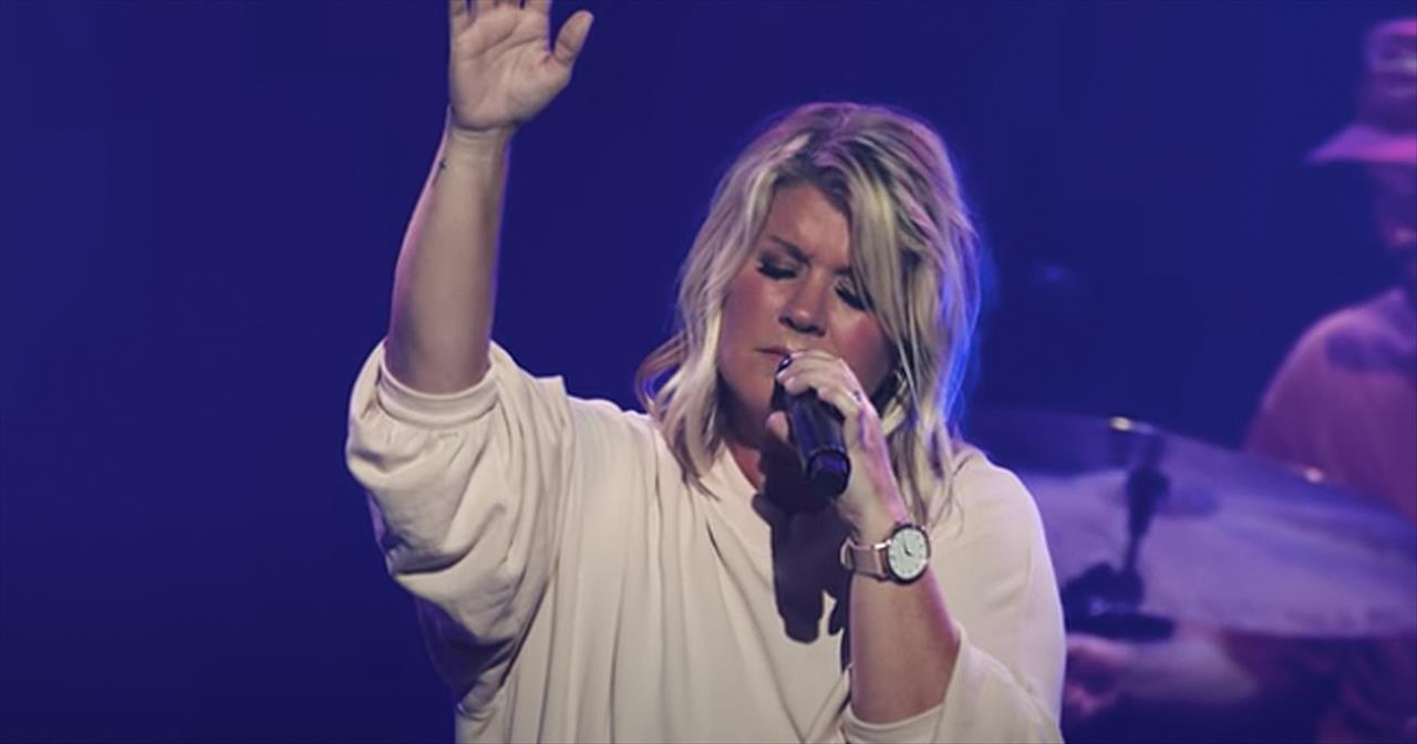 'Turn Your Eyes Upon Jesus' Natalie Grant And The Belonging Co.