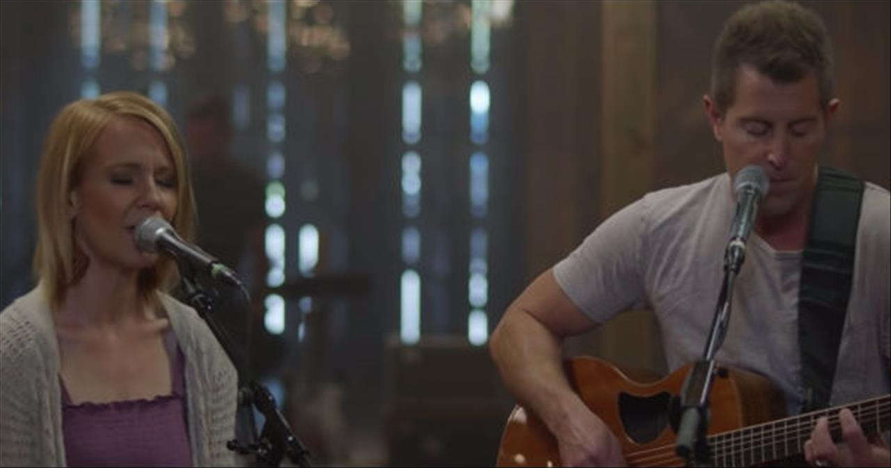 'Whatever May Come' Jeremy Camp And Wife Sing Beautiful Duet